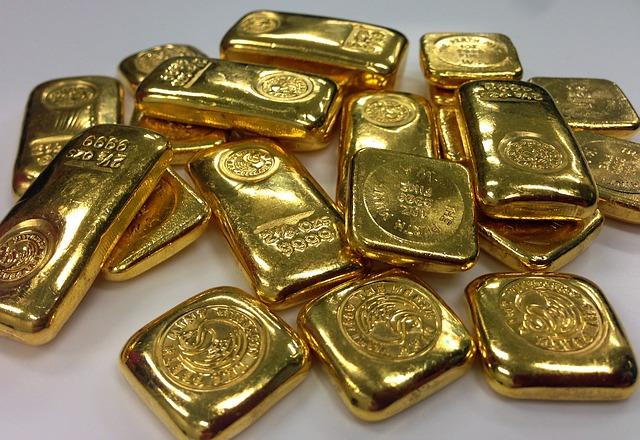 金の現物について手数料・税金などを調べてみた!まだ上がるのか?