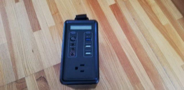 [Beaudens]ポータブル電源使い方!身近な物を充電した!