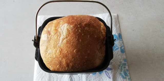 【マーブルパン】をパナソニックホームベーカリーのレシピで焼いた!