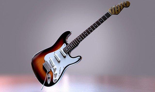 海外のカッコイイギタリスト!