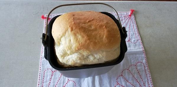 【ごはんパン】をパナソニックホームベーカリーのレシピで焼いた!