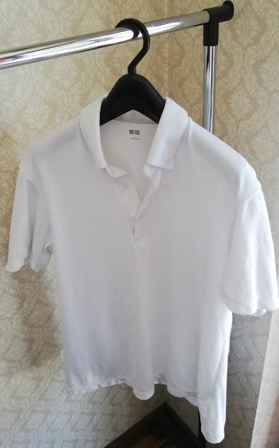 エアリズムカノコポロシャツ!涼しく動きやすく乾きが早い!