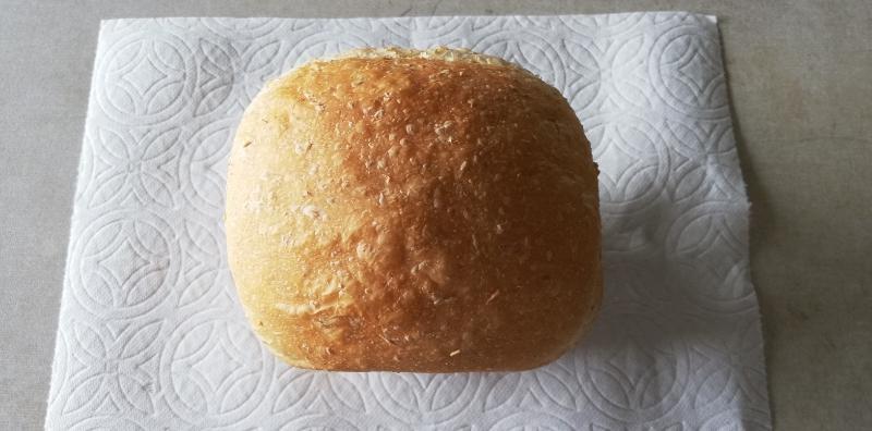 【ホームベーカリー】木下製粉【ブラウワー】を使いパンを焼いた!