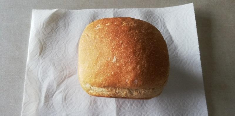 【ホームベーカリー】木下製粉の全粒粉で【全粒粉100%】パン!