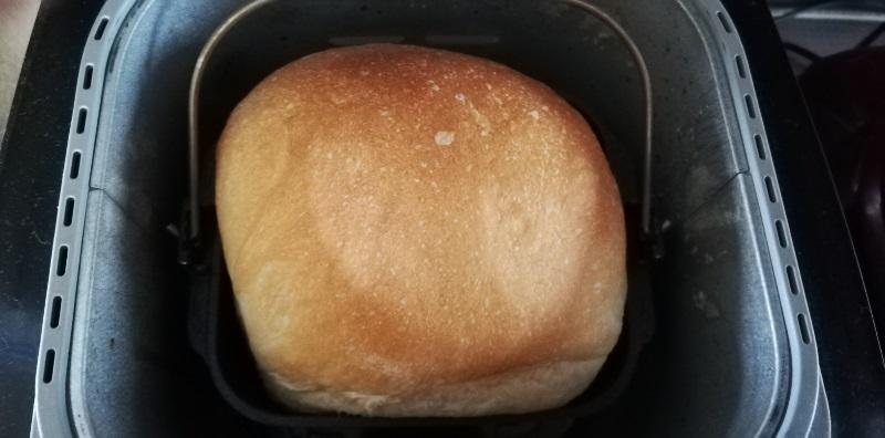 パンの焼き上がりです。