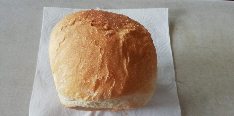 【木下製粉ひまわり】を使いホームベーカリーで食パンを焼いた!