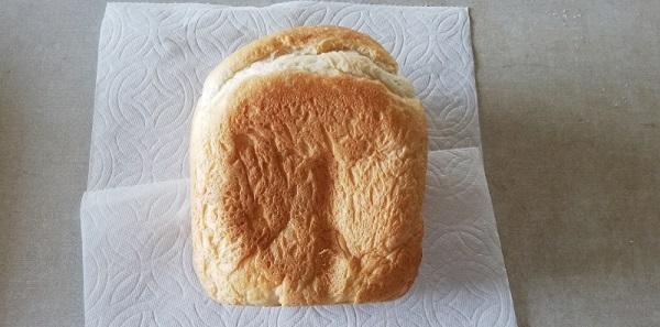 米粉パン寝かした状態