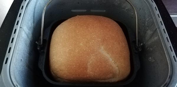 米粉パン焼き上がり
