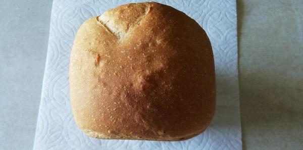 米粉パン焼き上がり2