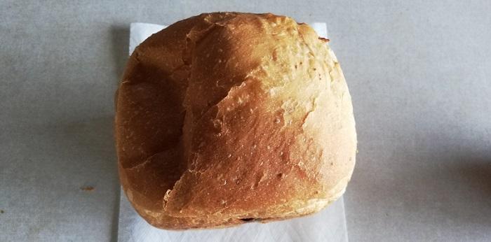 パナソニックホームベーカリーでいちじく食パン!甘くておいしい!