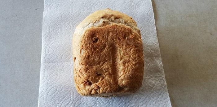 パンをパンケースから出した状態です。