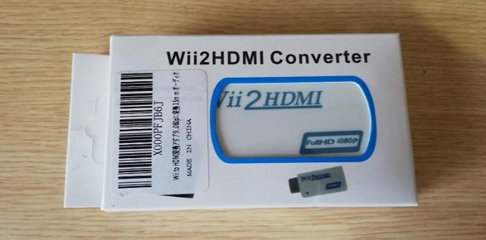 【GANA Wii to HDMI変換アダプタを使うと画面が途切れる?