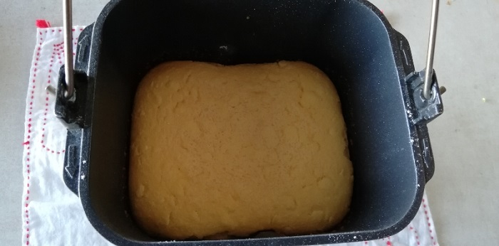 チーズケーキの出来上がり