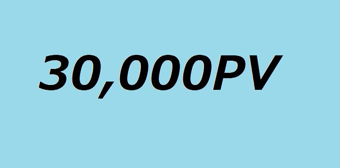 ブログのPV急上昇!月間3万PVまでもう一息!