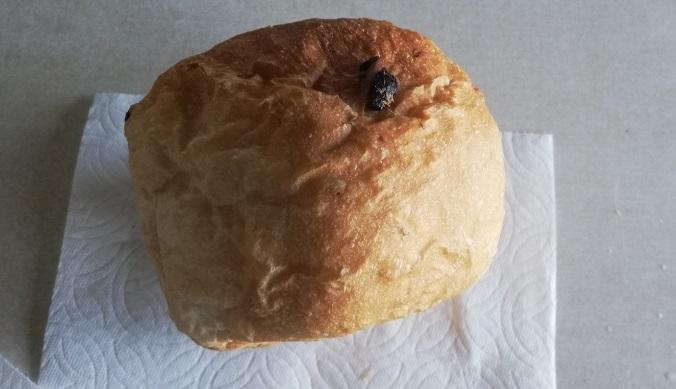 ホームベーカリーでレーズンクルミ食パン!今までで一番おいしい?