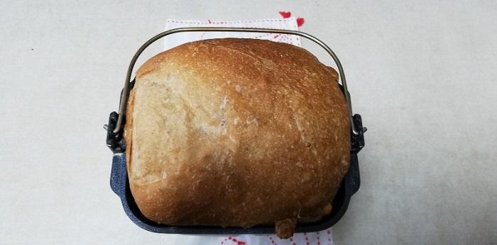 全粒粉100%のクルミパン!ホームベーカリーで作りました!