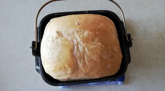 パイオニア企画のスーパーキングで焼いたパン2